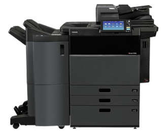 Multifunction Printing System With Copier,Scanner,Fax